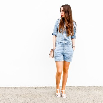 Denim and Pastel