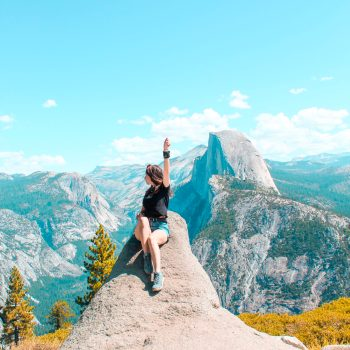Visiter le Parc National de Yosemite