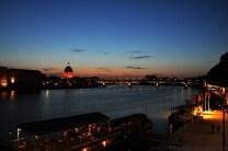Evening by the Garonne
