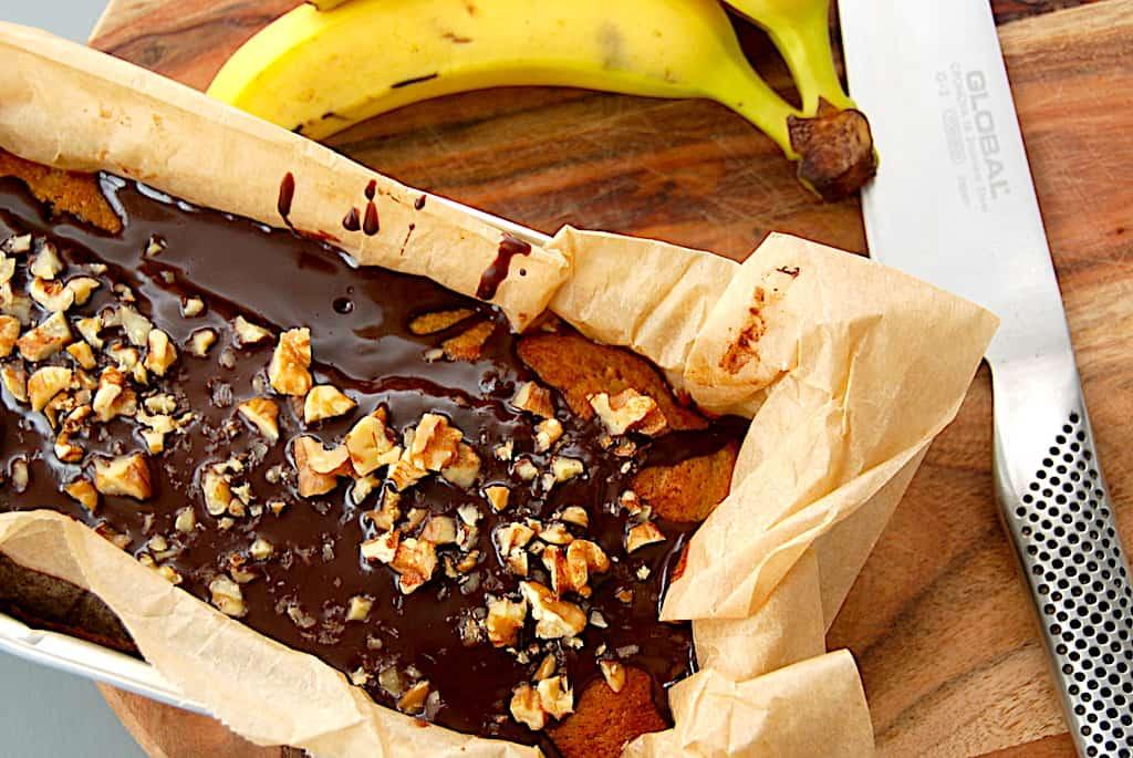 Bananbrod Nem Opskrift Pa Laekkert Brod Med Banan Madens Verden