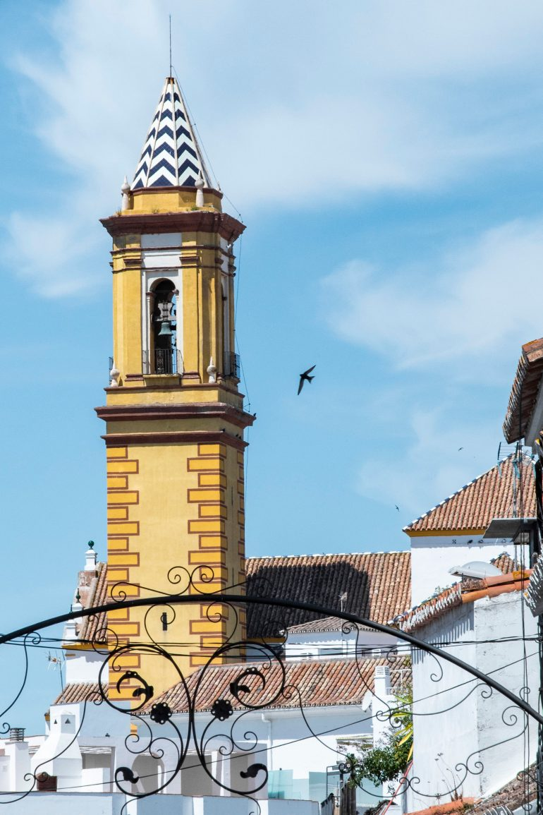 Church Tower in Estepona