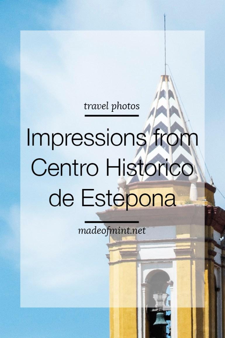 Impressions from Centro Histórico de Estepona | madofmint.net