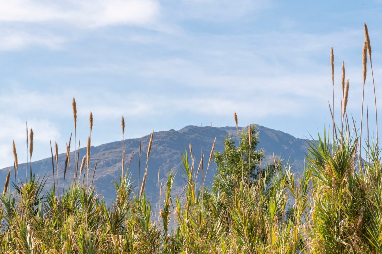 Mountain view from Estepona