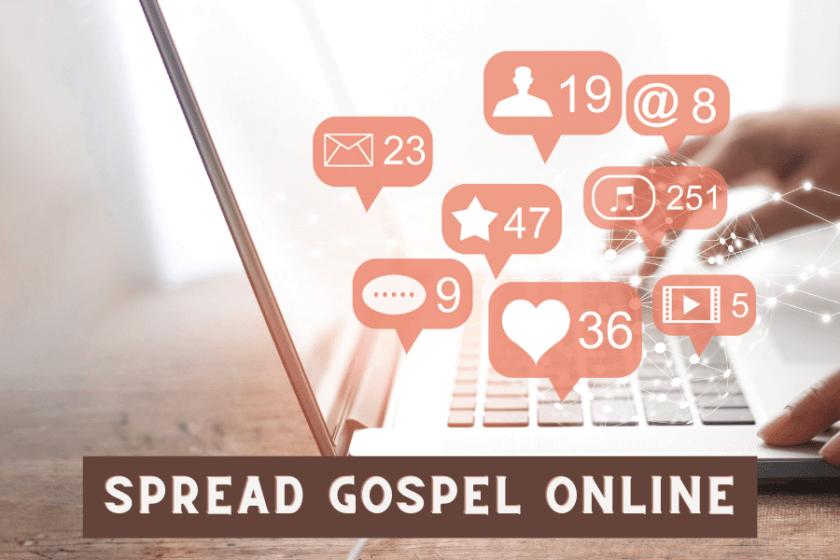 how to spread the gospel to unbelievers