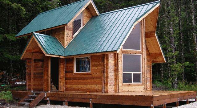 Caba as de madera ventajas tipos y fotos maderame for Precios cabanas de madera baratas