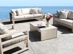cuidado de muebles de jardín