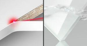 canteado laser