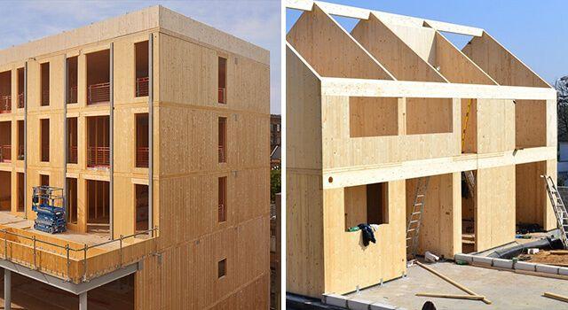 construccion madera contralaminada