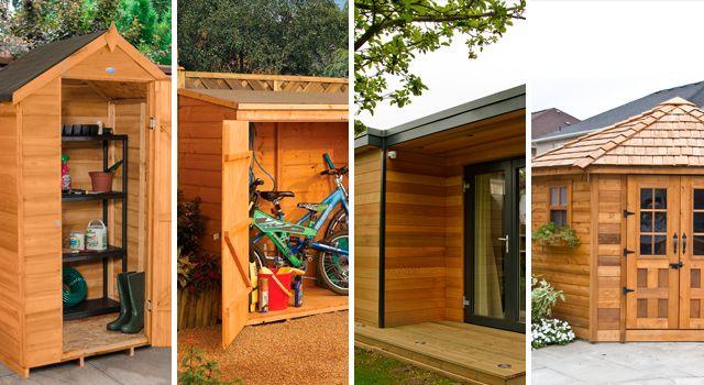 Casetas de madera jardin casita casetas madera jardin - Caseta de madera para jardin ...