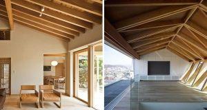 cubiertas en madera