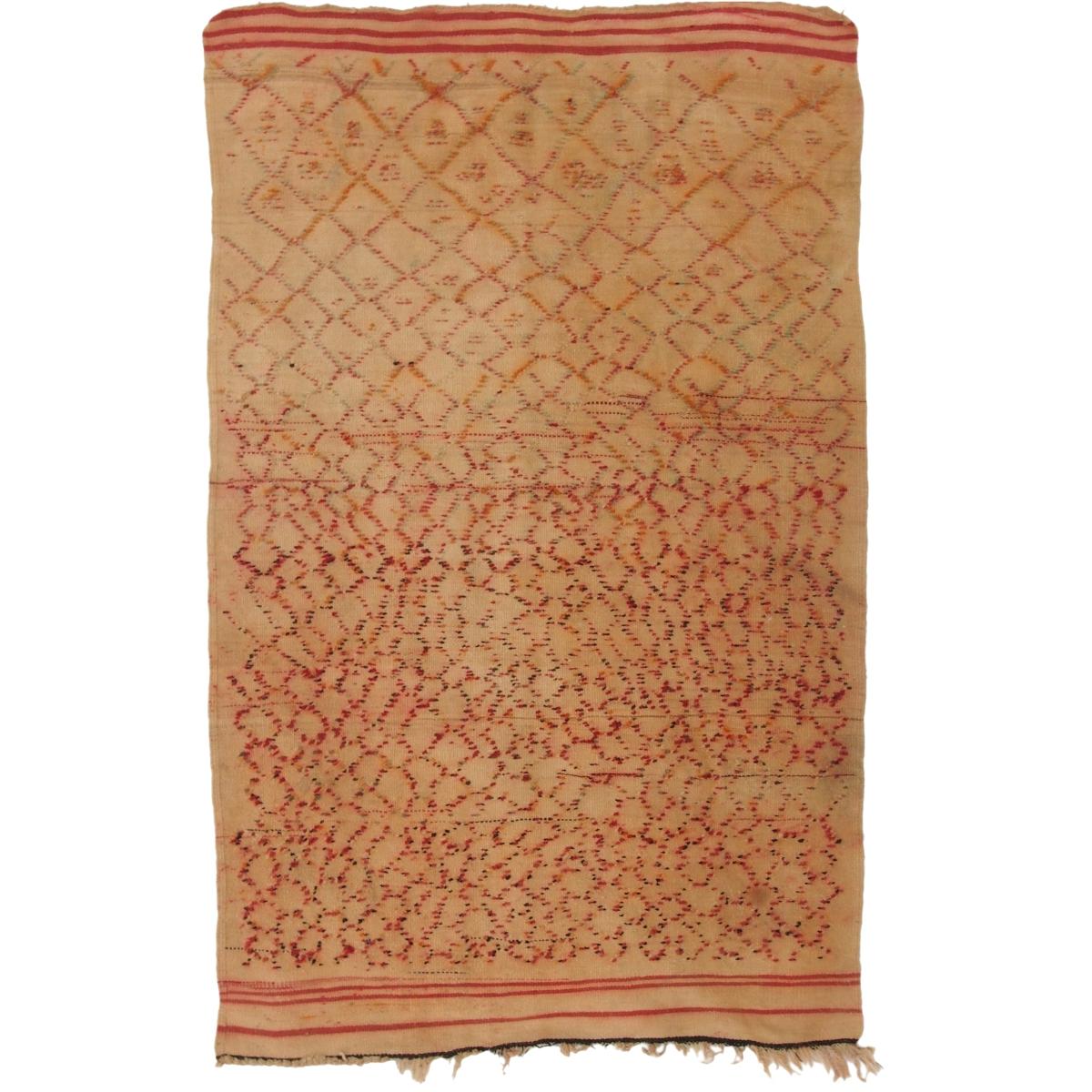 Azilal vintage matto