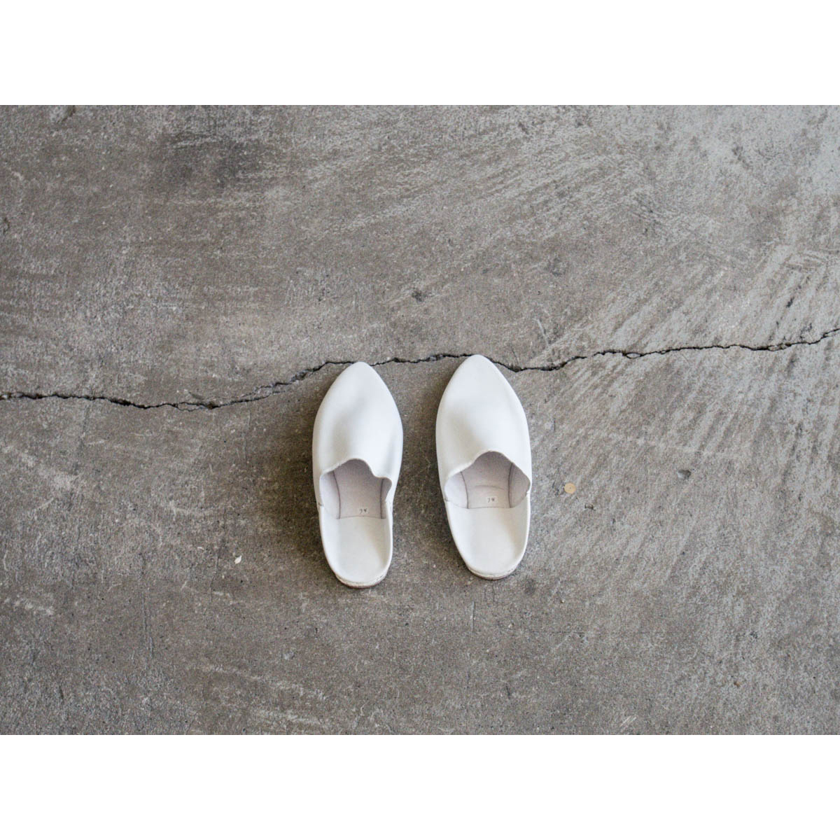 Madesign babouche slippers