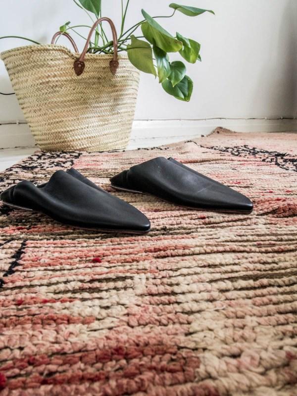 Marokkolaiset kengät