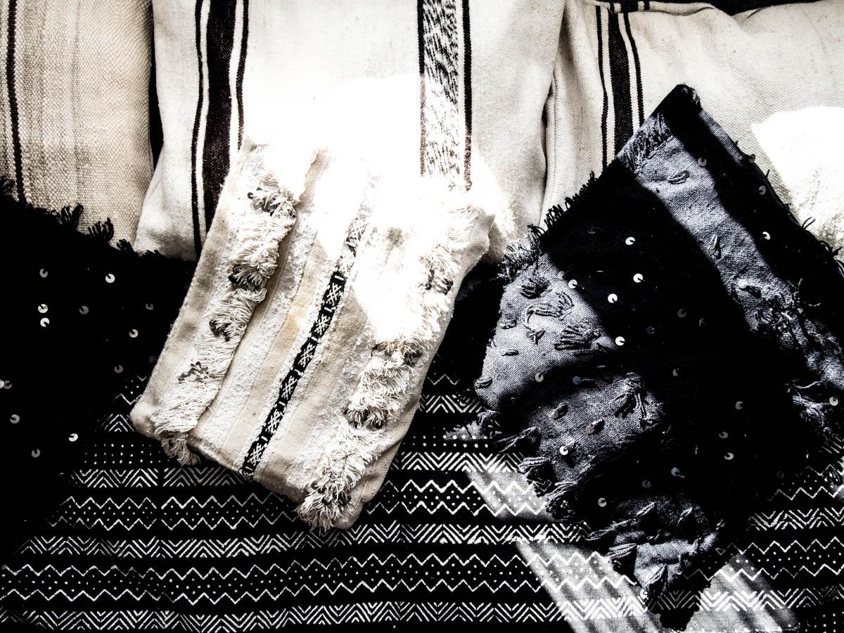 Madesign marokkolainen kelim tyynynpäällinen