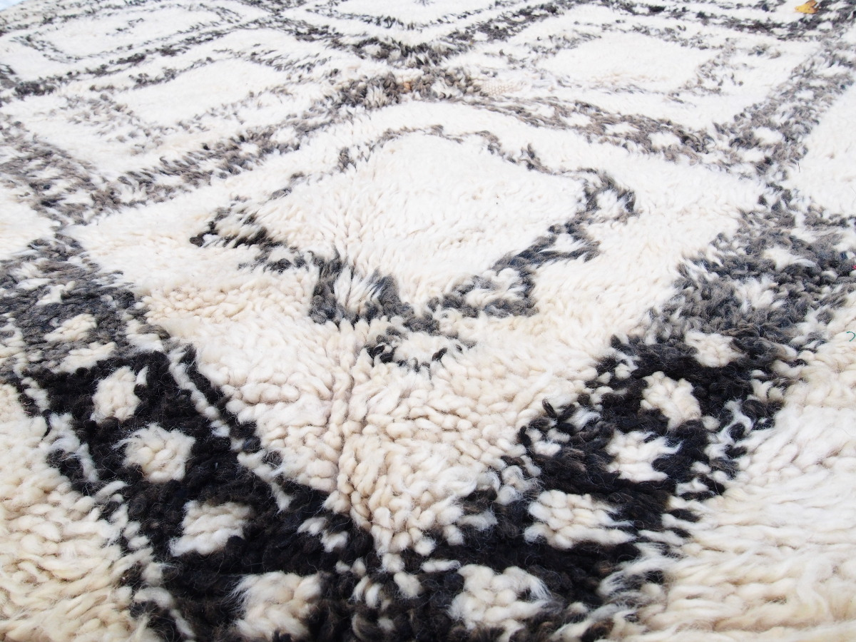 Madesign marokkolainen Beni Ouarain matto