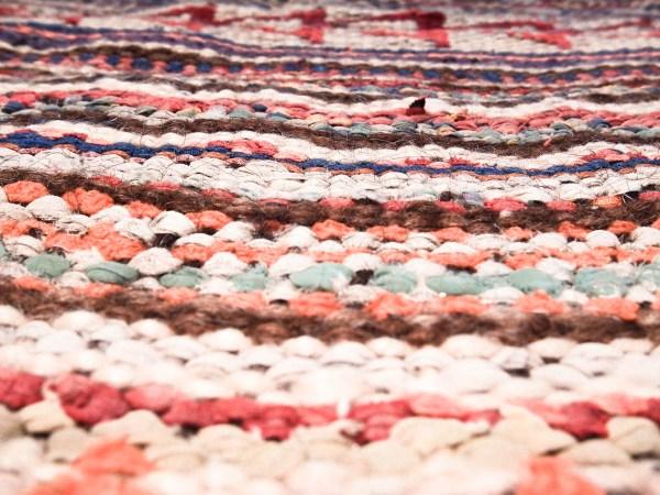 Madesign vintage berber rug