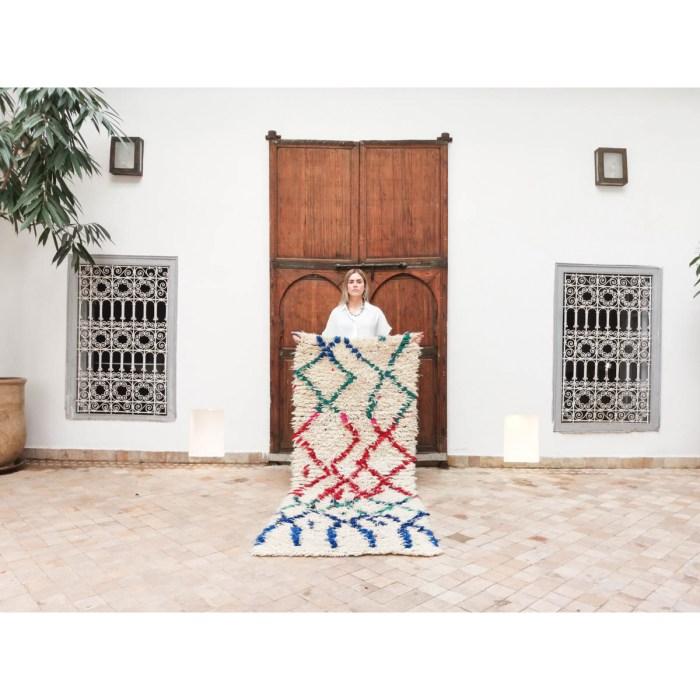 Azilal vintage rug