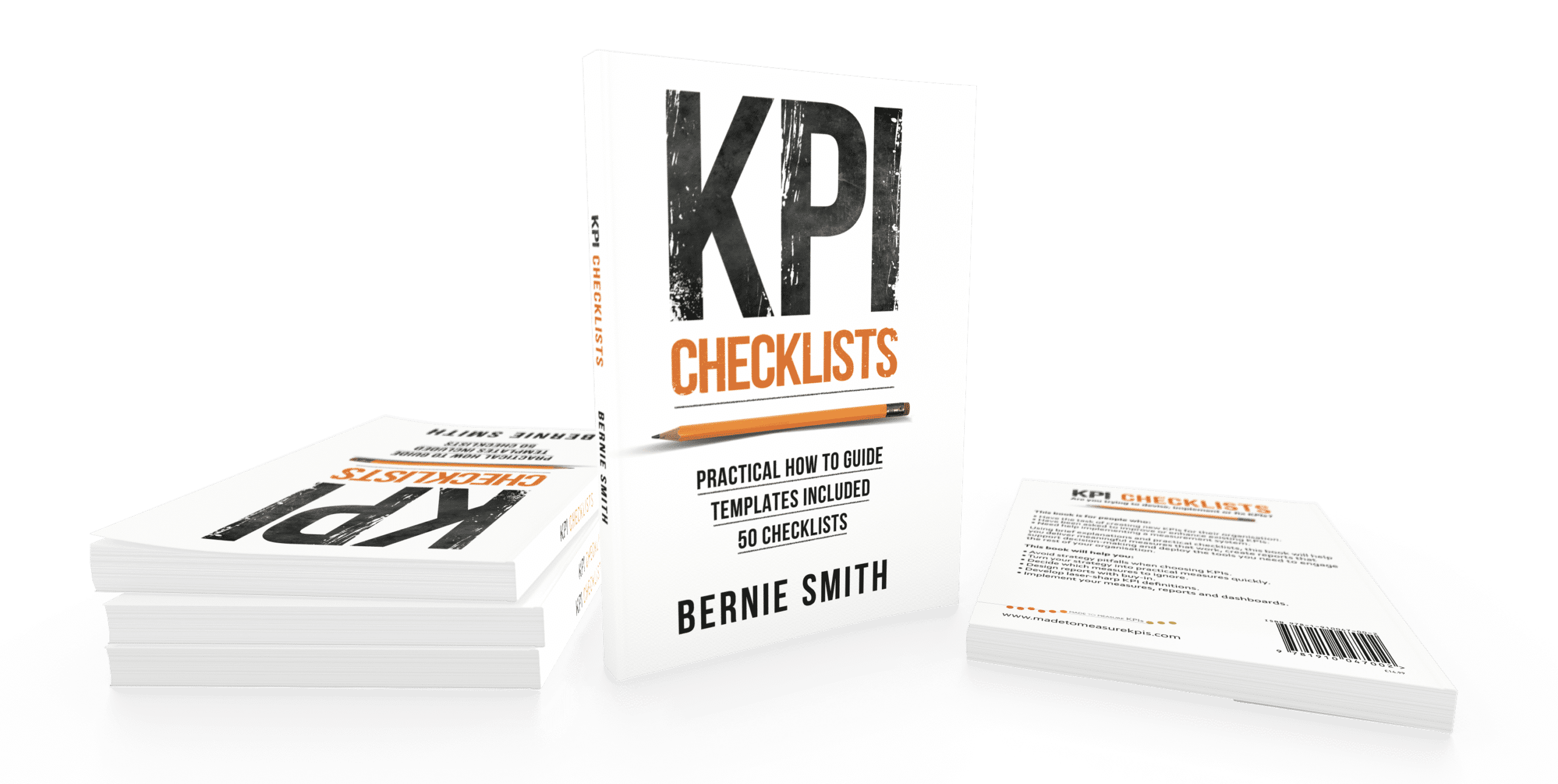 KPI Checklists Book
