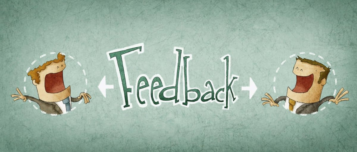 feedback is a great sign of KPI engagement