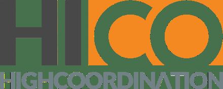 High Coordination Logo transparent