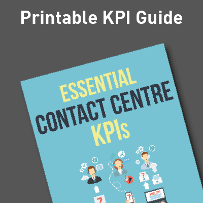 Contact Centre KPI Guide Ad image