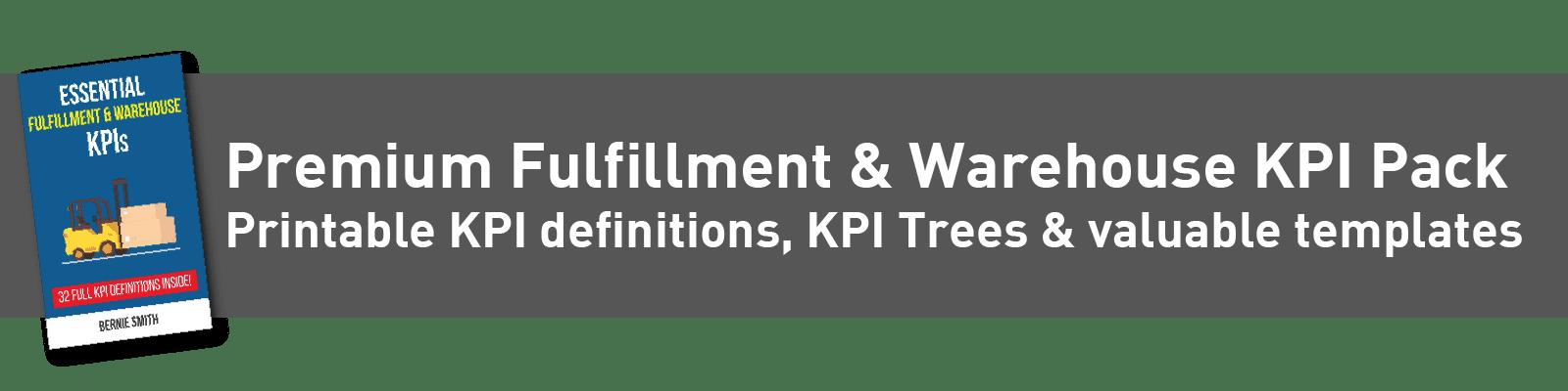 Fulfillment and Warehouse Masthead - B