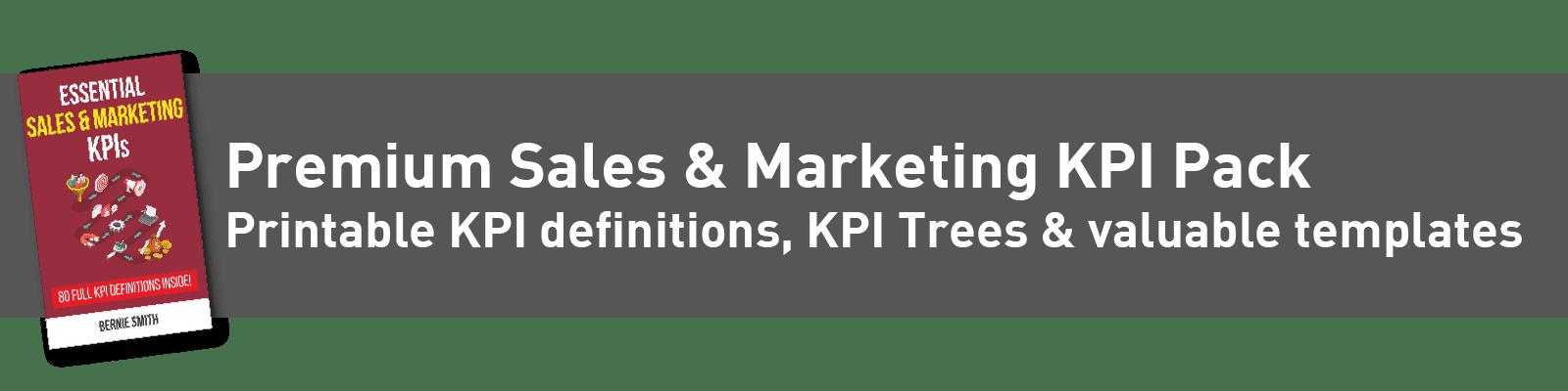 Sales and Marketing Masthead - B