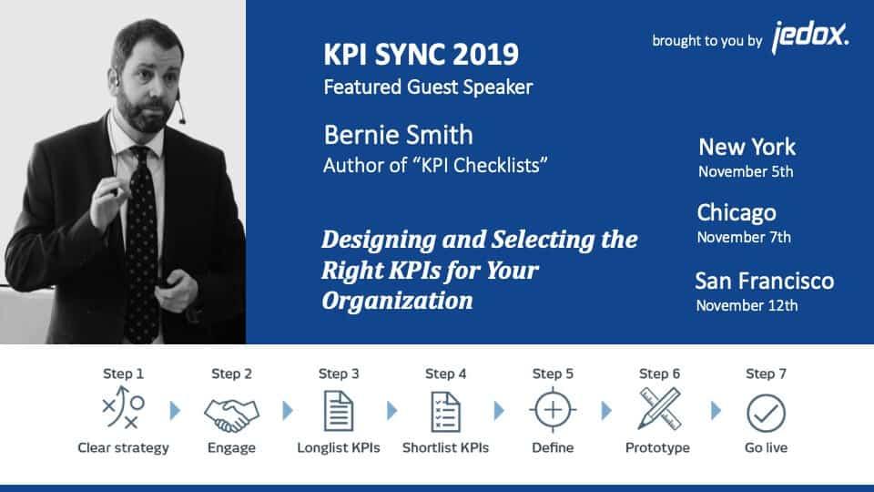 Jedox KPI Sync 2019