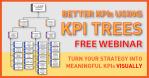 Better KPIs using KPI Trees webinar