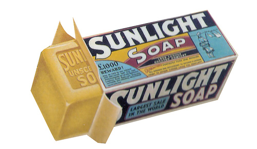 Image result for sunlight soap 1916
