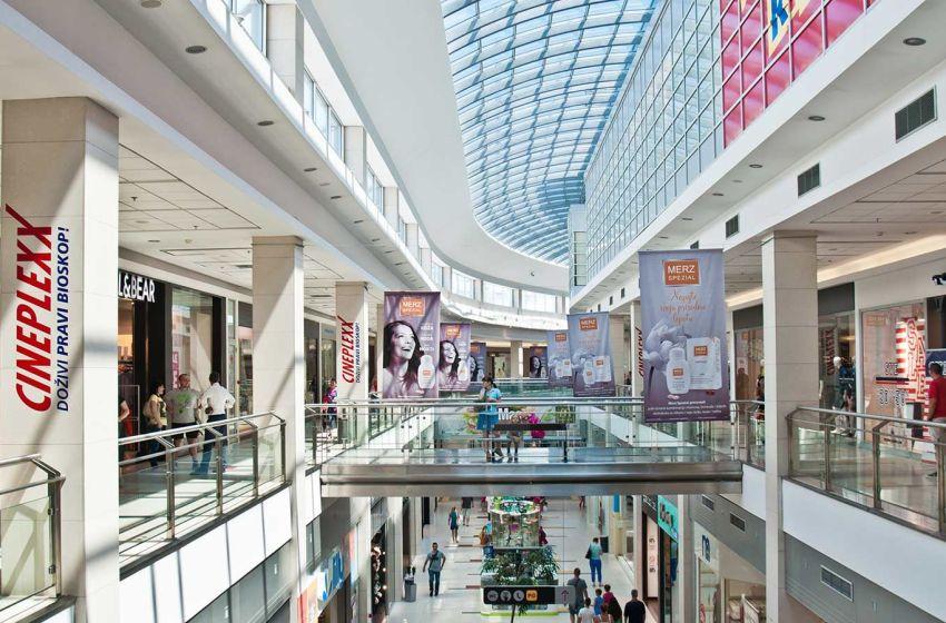 La crescita delle vendite al dettaglio in Serbia accelera nel 2016