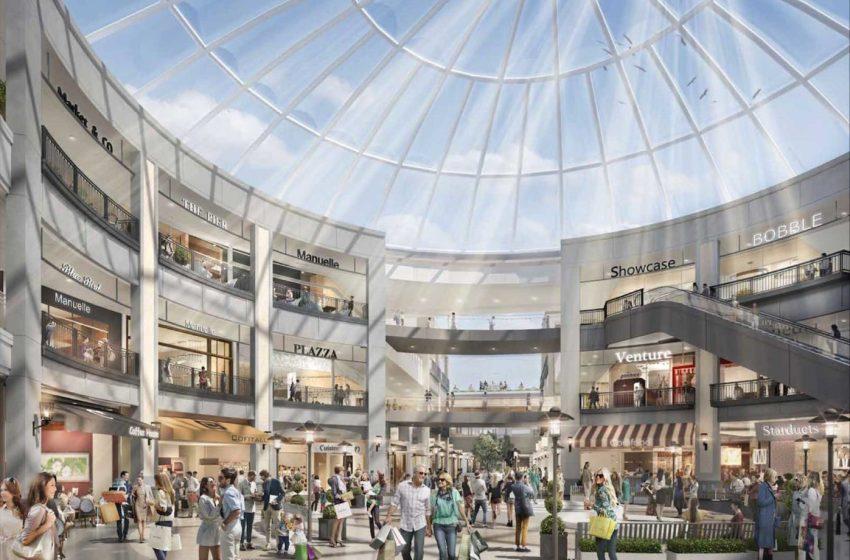 Galerija Shopping Mall il Centro Commerciale di Eagle Hills a Belgrado