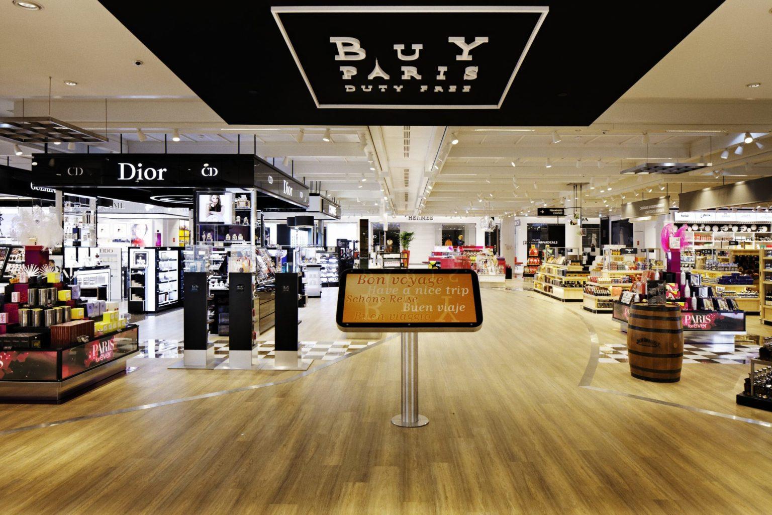 travel retail