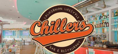 """CHILLER'S – Sviluppo in Italia per gli Hamburger """"California style"""""""
