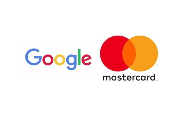 google and mastercard
