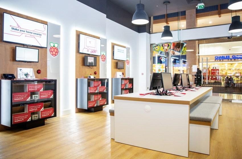 Raspberry insidia l'esperienza degli Apple Store ed è una lezione per il retail