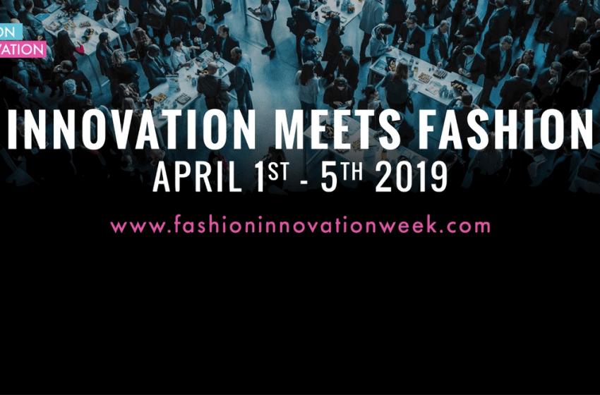 Innovation Fashion Week dal 1 Aprile a Lugano
