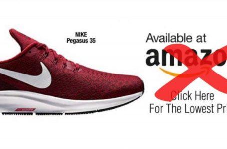 Nike abbandona amazon
