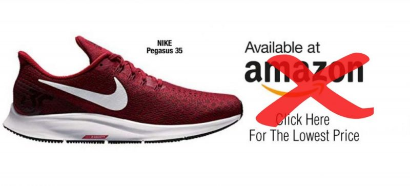 Nike dice addio a Amazon, per farci le scarpe a tutti.
