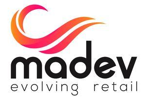 madev logo