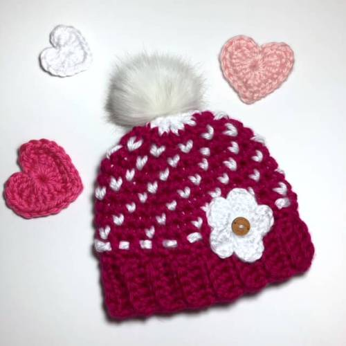 Heartful Hat