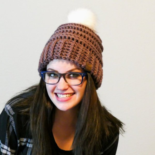 OMG This is the squishiest hat I