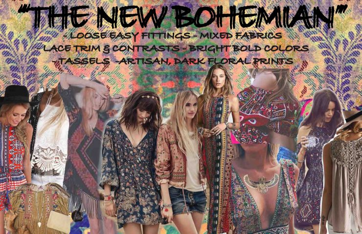 THE NEW BOHEMIAN BACKGROUND