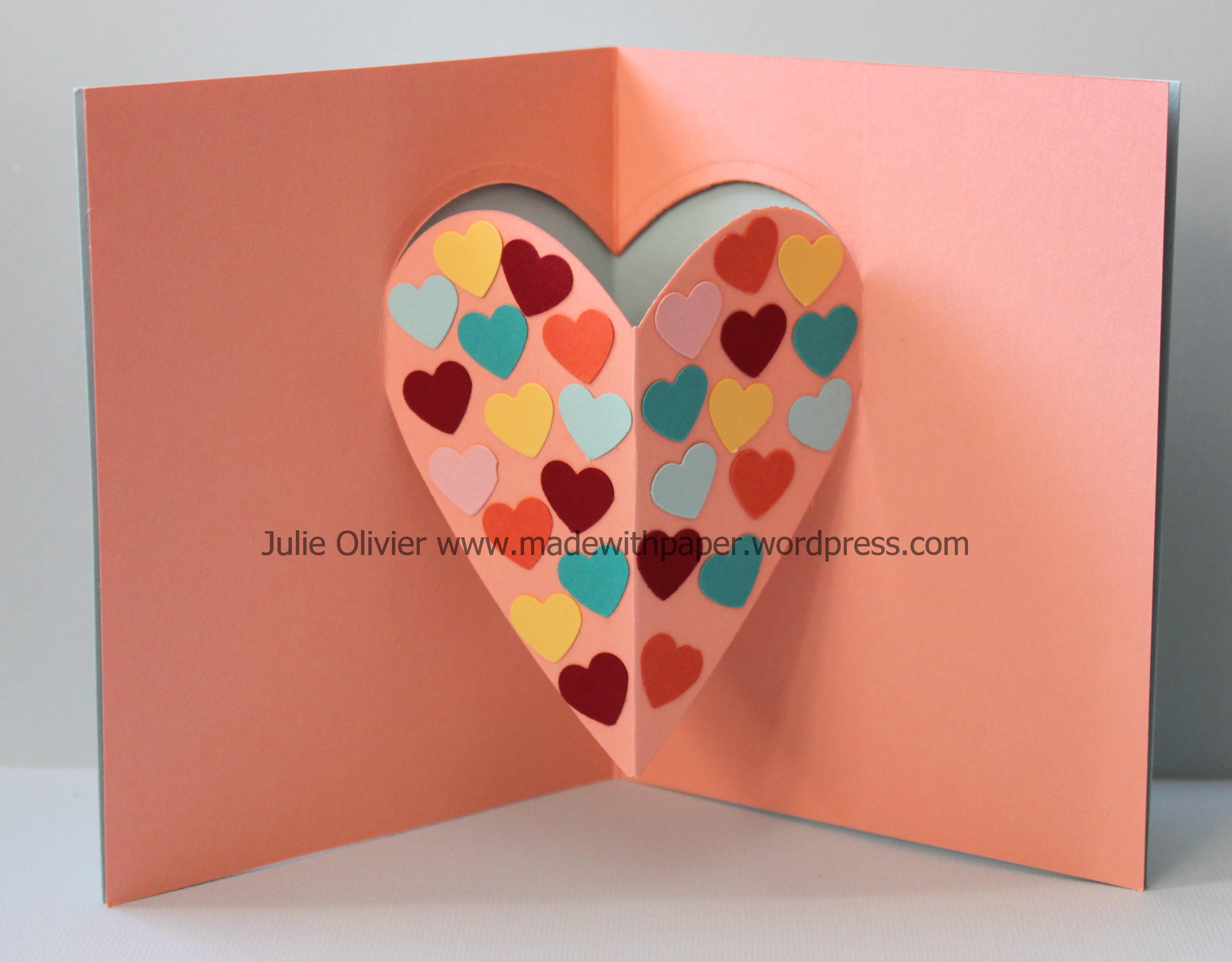 Valentine Pop Up Cards Wwwpixsharkcom Images