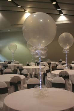 Balloon Centerpiece Decorations Made Ya Look Balloons