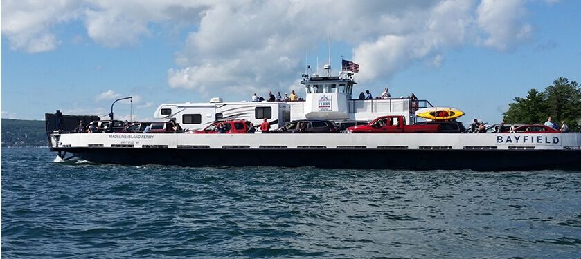 2019 Ferry Rates - Madeline Island Ferry Line