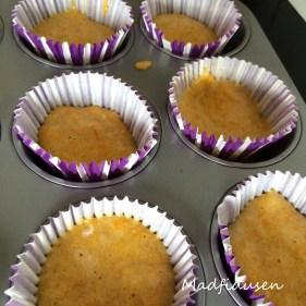 Hokaido Muffins