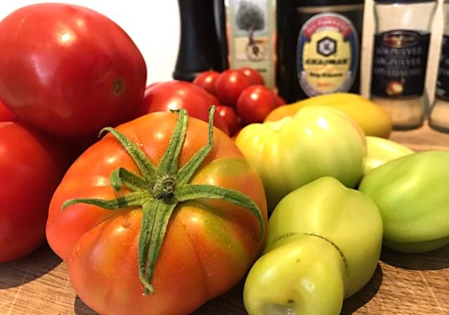 Sunde og super sprøde tomatchips