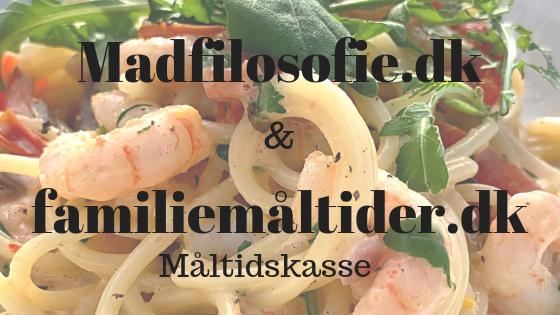 Vil du prøve Madfilosofies måltidskasse fra Familiemåltider.dk
