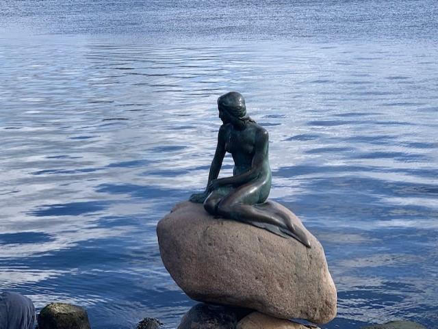 Den lille havfrue - Rejseguide til storbyferie i København med børn